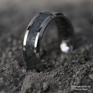 Cobalt Chrome Ring Base - Today Tomorrow Always Keepsakes
