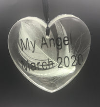 Load image into Gallery viewer, Inside my Heart - Today Tomorrow Always Keepsakes
