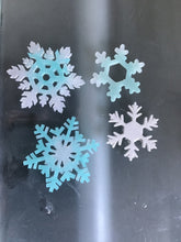 Load image into Gallery viewer, Snowflake Set - Today Tomorrow Always Keepsakes