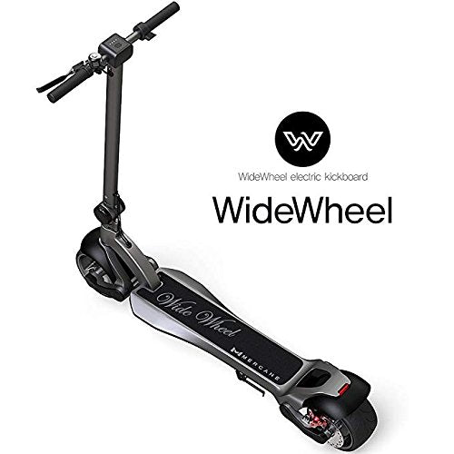 Mercane Wide Wheel Luxury Powerful Unique Foldable Electric Scooter