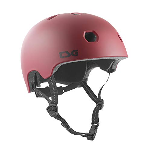 TSG - Meta Solid Color - Helmet for Bicycle Skateboard Cycling Electric Scooter
