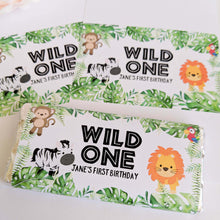 Load image into Gallery viewer, Wild One Jungle Chocolate Wrappers x 10