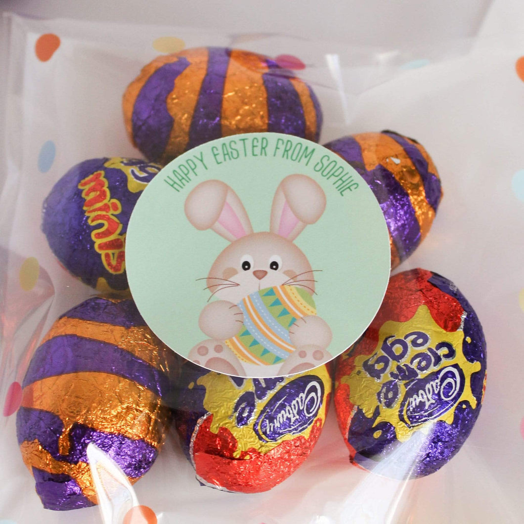 E&L Designs Easter Class Gift Stickers