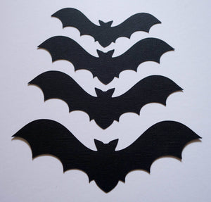 E&L Designs Halloween Paper Bats - Halloween Decorations