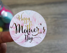 Load image into Gallery viewer, E&L Designs Happy Mother's Day Foil Stickers