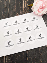 Load image into Gallery viewer, E&L Designs Printed Business Logo Stickers