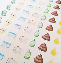Load image into Gallery viewer, E&L Designs Toilet Training Stickers