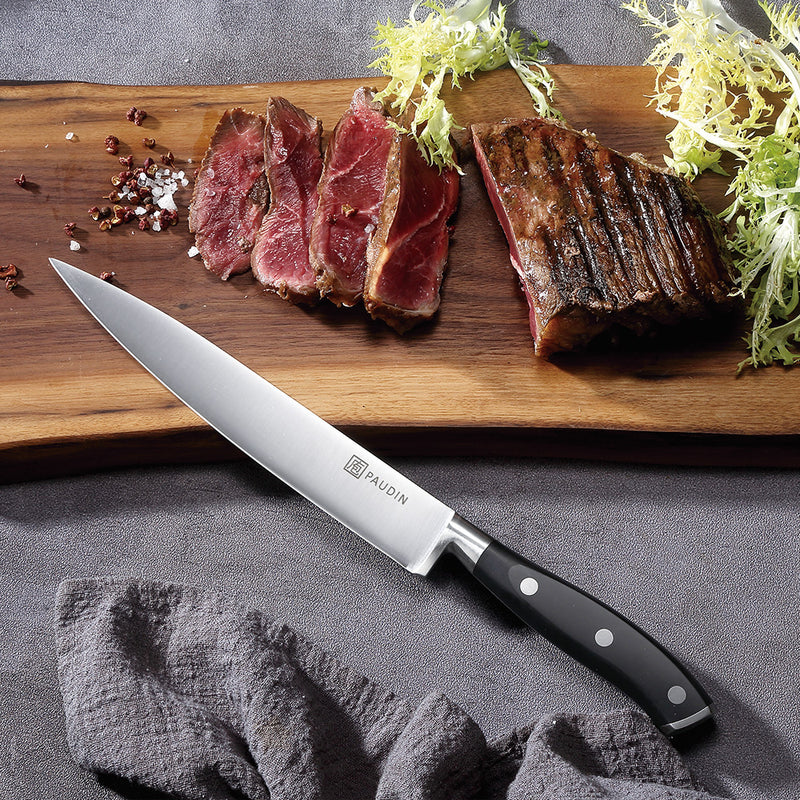 "Santiago 8"" Carving Knife"