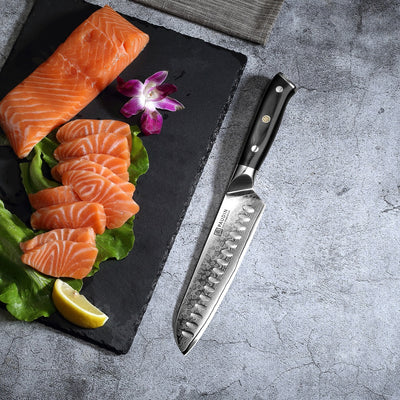 "Cloud Premium 7"" Santoku Knife"