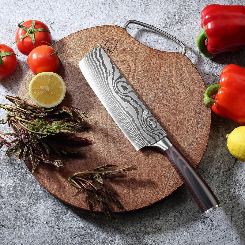 "Universal Classic 7"" Cleaver Knife"