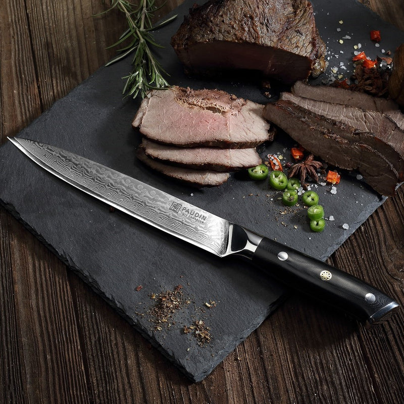 "Cloud Premium 8"" Carving Knife"