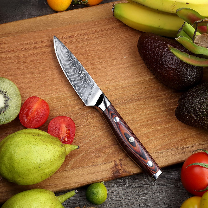 "Plume Luxe 3.5"" Paring Knife"