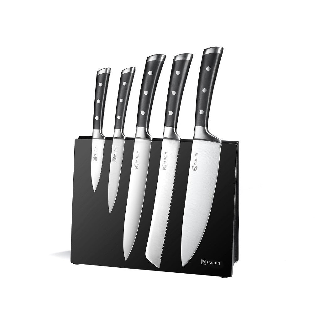 5-in-1 Knife Block Set
