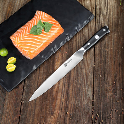 "Ultra Dark Premium 8"" Carving Knife"