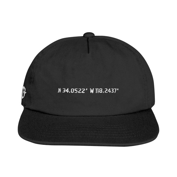 Coordinates Dad Hat (Black)