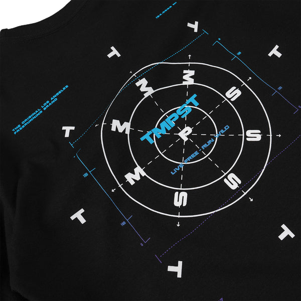 Astral Long-Sleeve Tee (Black)
