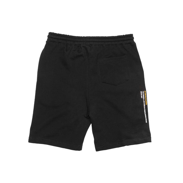 Diagram Sweatshorts (Black)