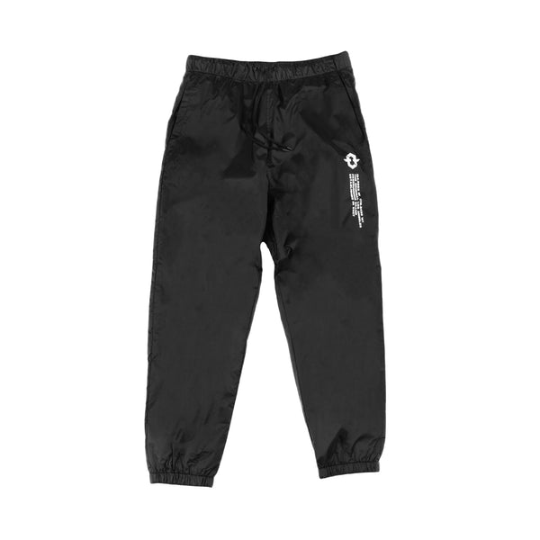 Icon Nylon Joggers (Black)