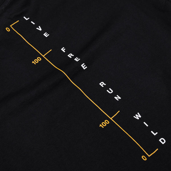 Diagram Tee (Black)