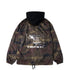 Die Hard Hooded Coaches Jacket (Camo)