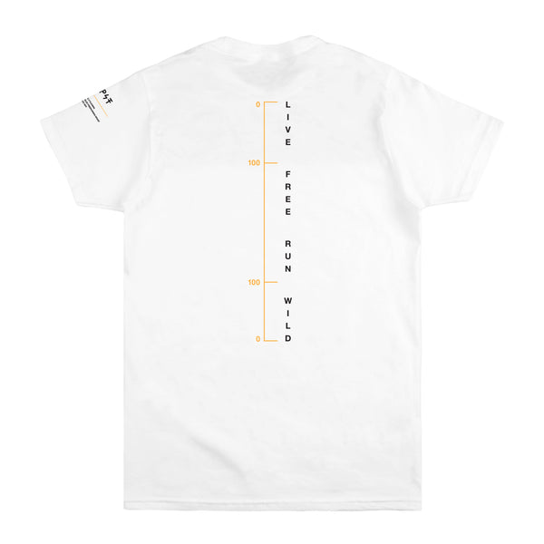 Diagram Tee (White)