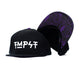 TMPST Purple Snapback (Youth)
