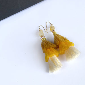 Uplift Tassel Earrings
