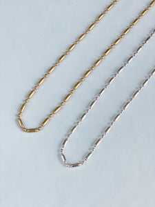 "20"" Ball Chain (gold or silver)"