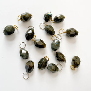 Labradorite Faceted Nugget (large)