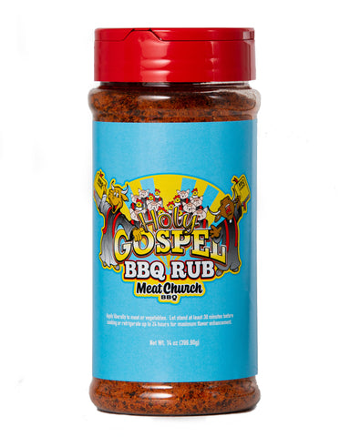 Meat Church BBQ Holy Gospel BBQ Rub