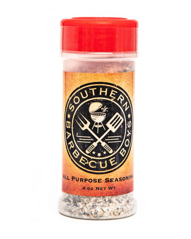 Southern Barbecue Boys All Purpose Seasoning