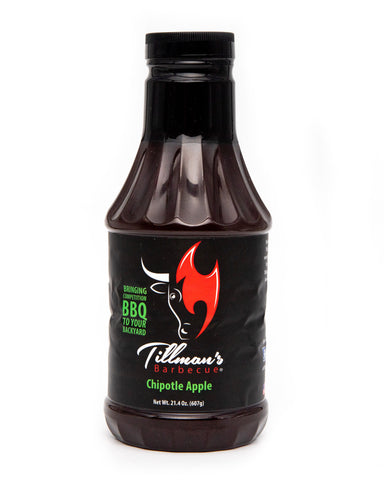 Tillman's Barbecue Chipotle Apple Barbecue Sauce