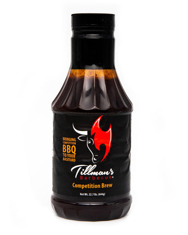 Tillman's Barbecue Competition Brew Barbecue Sauce