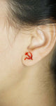 ☭ earrings