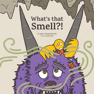 Joppe's book What's That Smell?!