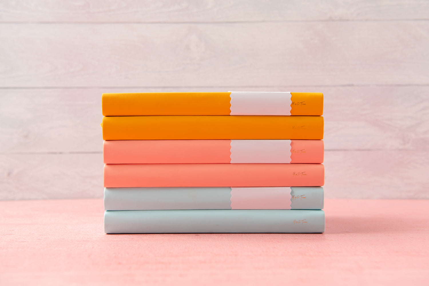 Stack of cloud notebooks