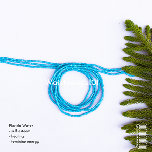 Florida Water Waistbeads