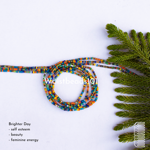 Brighter Day Waistbeads (Bestseller)