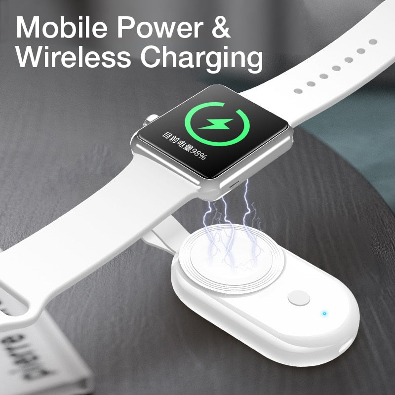 KUSDO Portable Wireless Charger For iWatch Dropshipping
