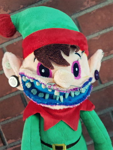 Emo Creepy Elf