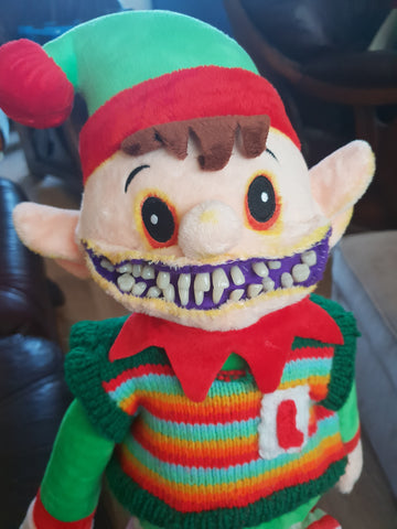 Trainee Creepy Elf