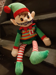 Naughty Elf - Trainee