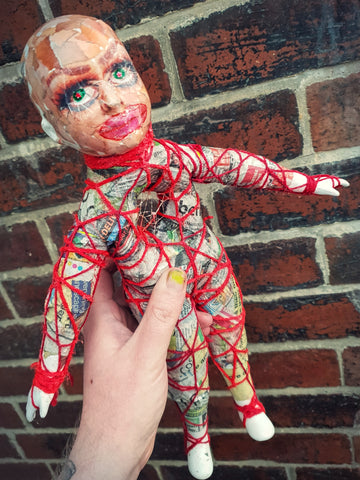 Ritual Doll of Self Improvement
