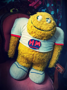 Honey Monster - Vintage Sugar Puffs Mascot