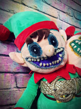 Load image into Gallery viewer, Naughty Elf - Conjoined Twins
