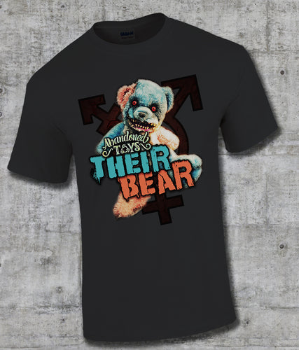 Abandoned Toys - Their Bear T-shirt