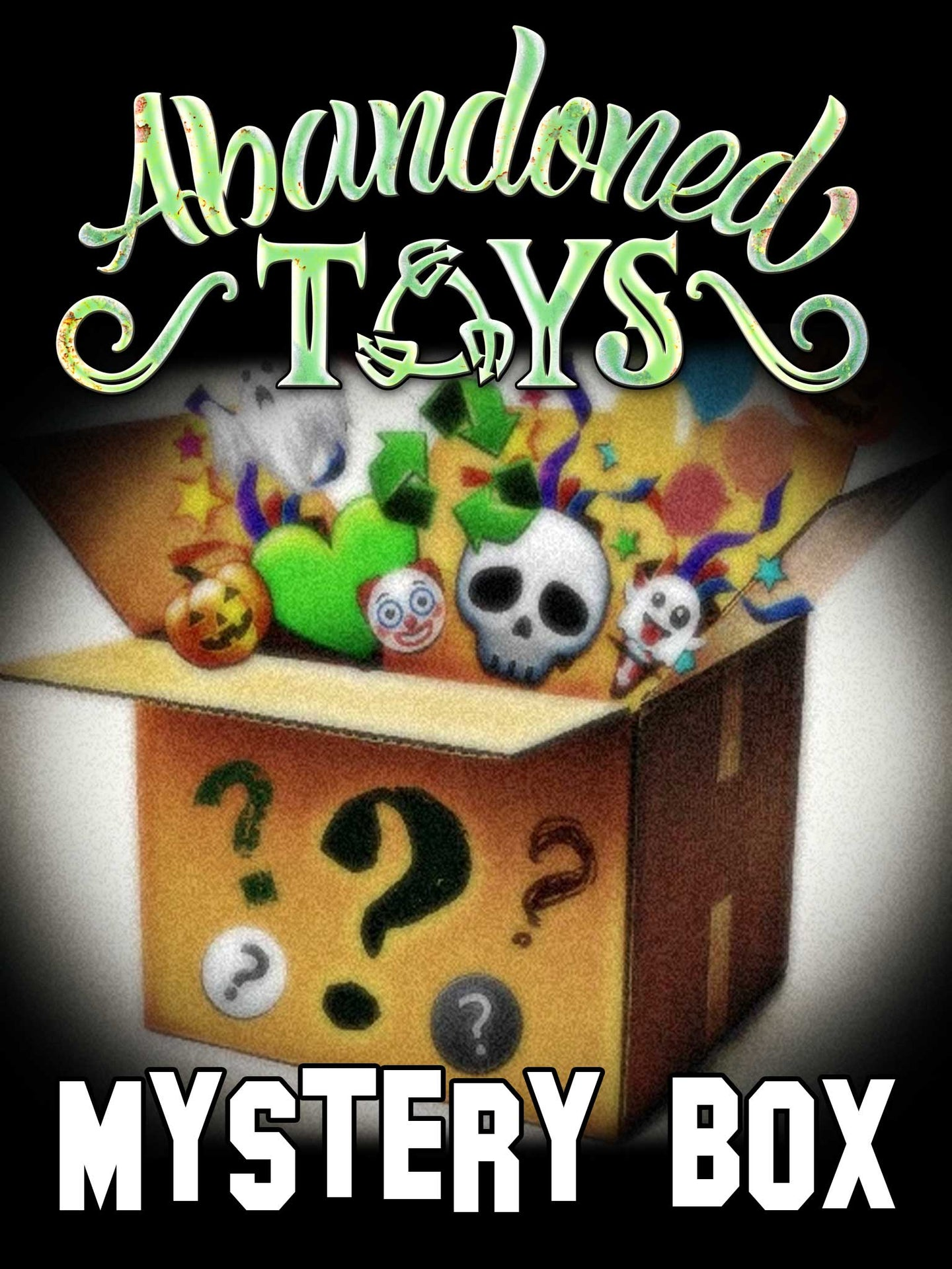Abandoned Toy Mystery Box