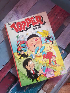 The Topper Book 1982