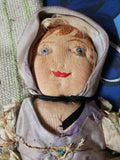 Primative Folk Doll