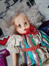 Load image into Gallery viewer, Retro female clown doll